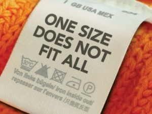 Consider Size, Fit, and Comfort First Before anything
