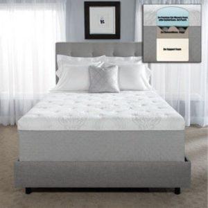 novaform 14 serafina pearl gel queen memory foam mattress Novaform Mattress review : 14
